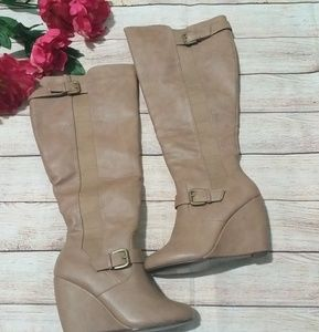 Branley CO wedge Boots